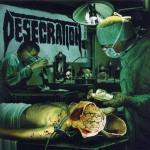 DESECRATION - forensix CD