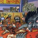 FLESH GRINDER - crumb's crunchy delights organizat. CD