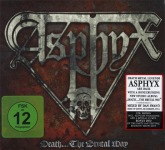 ASPHYX - death... the brutal way Lim.CD+DVD