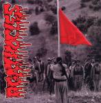 AGATHOCLES - reds at the mountains of death CD