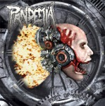 PANDEMIA - feet of anger CD