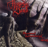 HEAPS OF DEAD - deceased, dismembered and left to decay CD