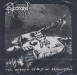 BLIZZARD - the roaring tanks of armaggeddon CD