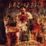 RAZORRAPE - unleashing the shemales of vengeance CD