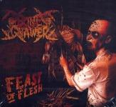 BONE GNAWER - feast of flesh DigiCD