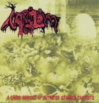 VOMITOMA - a liquid harvest of putrified stomach... CD