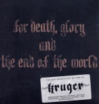 KRUGER - for death, glory & the end of world Lim.DigiCD