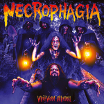 NECROPHAGIA - white worm cathedral DigiCD
