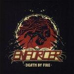 ENFORCER - death by fire CD