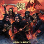 LURKING CORPSES, THE - workin´ for the devil CD