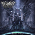PATHOLOGY - throne of reign CD