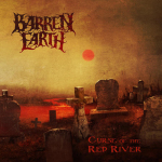 BARREN EARTH - curse of the red river CD