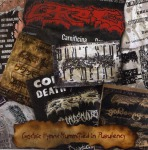 GROG - gastric hymns mummified in purulency CD