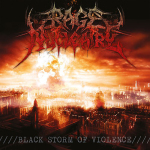RAGE NUCLEAIRE - black stom of violence CD