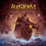 ALESTORM - sunset on the golden age CD