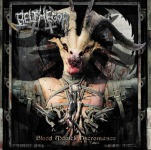 BELPHEGOR - blood magick necromance CD
