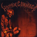 HUMAN CARNAGE - rest in pieces CD