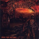 INHABIT - pray for nothing CD