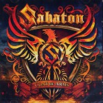 SABATON - coat of arms CD