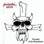 NOCTURNAL BREED - triumph of the blasphemer MCD