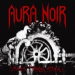 AURA NOIR - black thrash attack CD