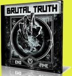 BRUTAL TRUTH - end time CD