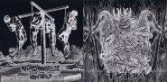 NECROCANNIBALISTIC VOMITORIUM / FISTULA - split CD