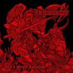 HELLSCOURGE - hell´s wrath battalion CD