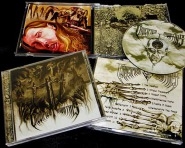 CRUCIFIED MORTALS - same CD