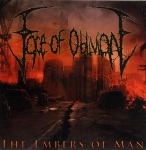 FACE OF OBLIVION - the embers of man CD