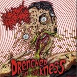 VIRULENT GESTATION - drenched in sickness CD
