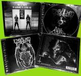 EMBALMED - exalt the imperial beast CD