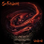 SIX FEET UNDER - undead Lim.DigiCD