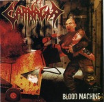 CARNAGIA - blood machine CD