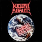 NUCLEAR ASSAULT - handle with care CD