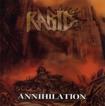 RABID - annihilation CD