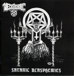 NECROPHOBIC - satanic blasphemies CD