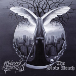 MAJESTIC DOWNFALL / THE SLOW DEATH - split CD