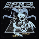 ENFORCER - from beyond CD