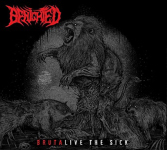 BENIGHTED - brutalive the sick DigiCD+DVD