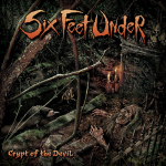 SIX FEET UNDER - crypt of the devil DigiCD