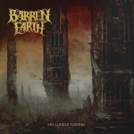BARREN EARTH - on lonely towers CD