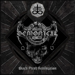 DEMONICAL - black flesh redemption DigiMCD