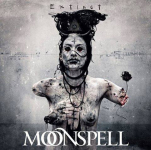 MOONSPELL - extinct CD