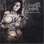 HOLOCAUSTO CANIBAL - gorefilia CD