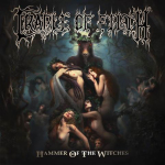 CRADLE OF FILTH - hammer of the witches DigiCD