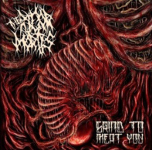 RIGOR MORTIS - grind to meat you CD