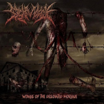 SICK MORGUE - wings of the desolated morgue CD