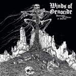 WINDS OF GENOCIDE - usurping the throne of disease CD