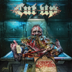 CUT UP - forensic nightmares CD